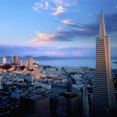Transamerica Pyramid Center