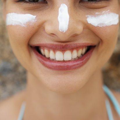 tanning photo