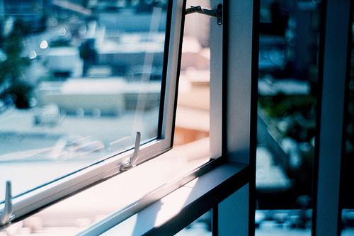window film photo