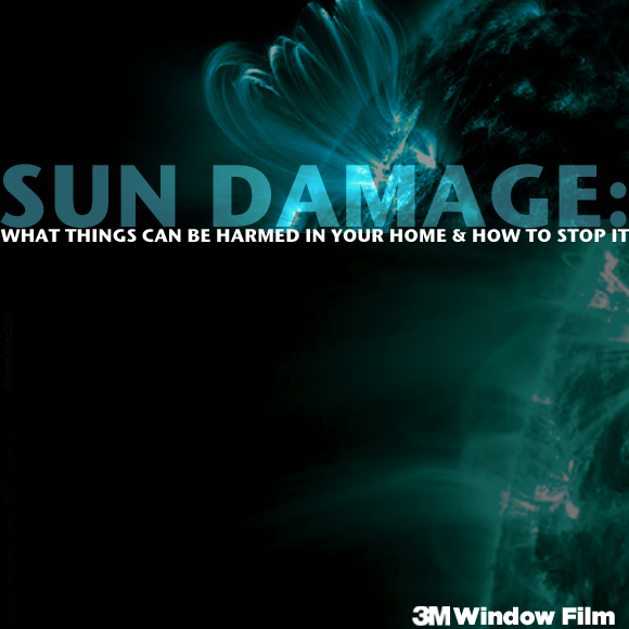 Sun Damage: What Things Can Be Harmed in Your Home and How to Stop it