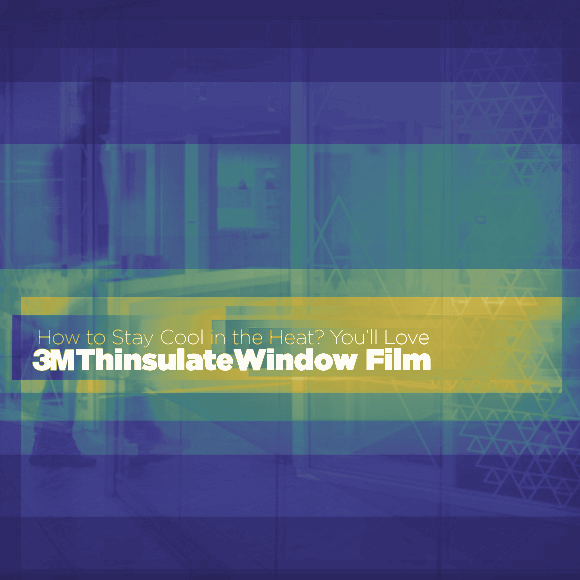 How to Stay Cool in the Heat? You'll Love 3M™ Thinsulate™ Window Film