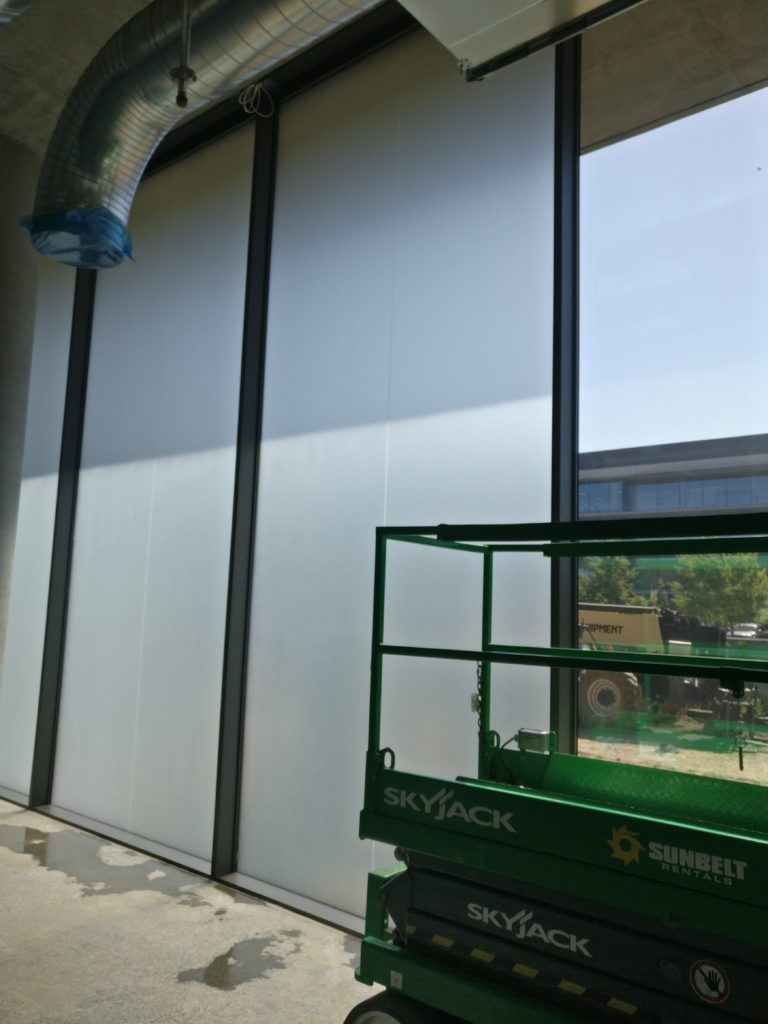 South Bay Fruit Company Window Film Installation