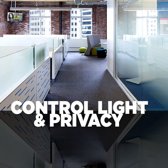 Control Light and Privacy